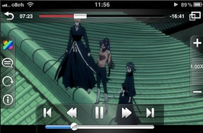 mplayer iphone