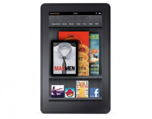 Amazon Kindle Fire iPad concurrent onthuld