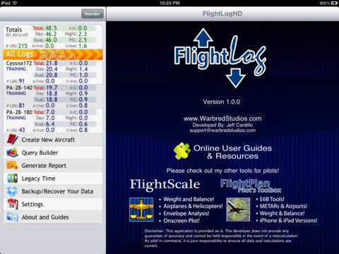flightlog-hd-ipad