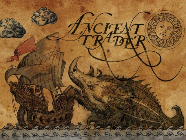 Ancient Trader header iPad