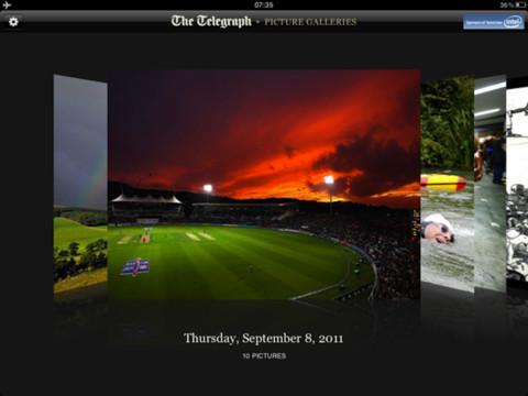 The Telegraph Pictures voor iPad
