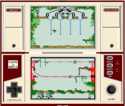 Game & Watch Donkey Kong 2
