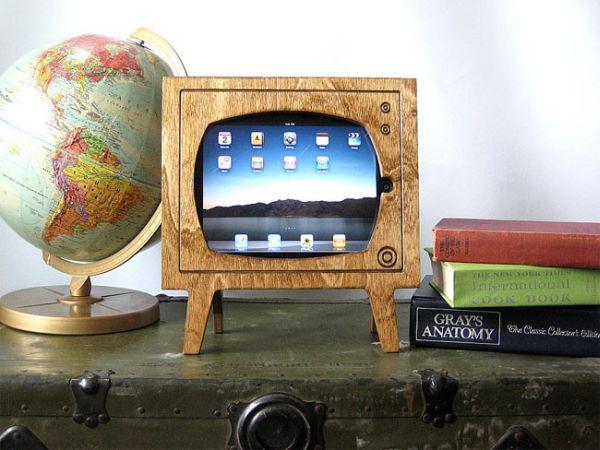iPad televisie