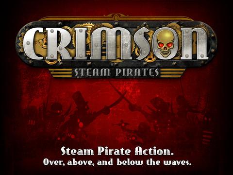 Crimson Steam Pirates