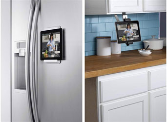 Belkin kondigt keuken accessoires voor ipad aan for Keuken ontwerpen op ipad