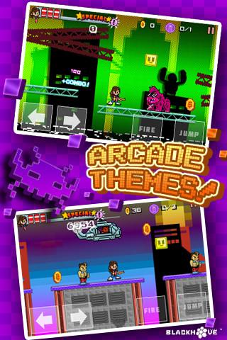 GU VR Arcade Jumper screenshot