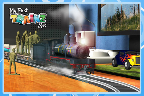 My First Trainz Set iPhone iPod touch
