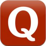 Quora iPhone iPod touch kennis delen app