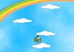 Tiny Wings Fly in de App Store