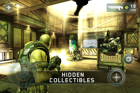 Shadowgun iPhone iPod touch