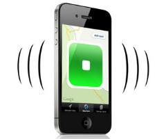 Spots simpele gratis navigatie voor iPhone
