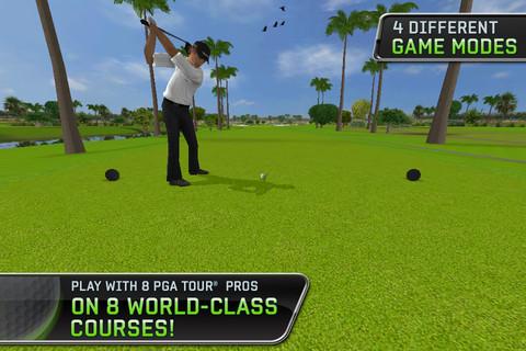 Tiger Woods PGA Tour 12 voor de iPhone header