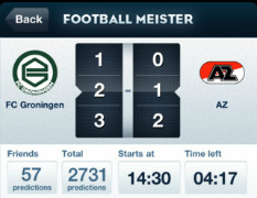 Football Meister iPhone iPod touch update