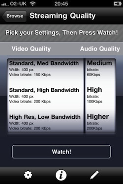 vlc streamer iphone