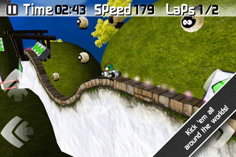 GU VR jAggy Race iPhone iPod touch