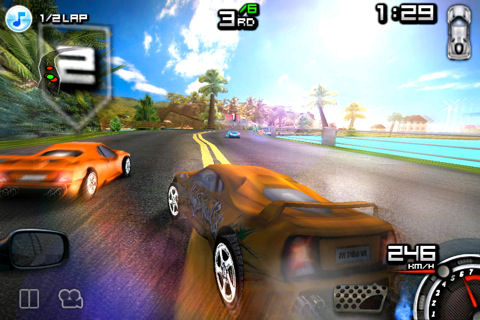 GU DO Illegal Racing iPhone iPod touch header
