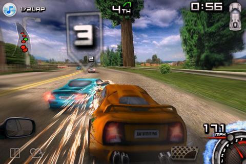 GU DO Illegal Racing iPhone screenshot