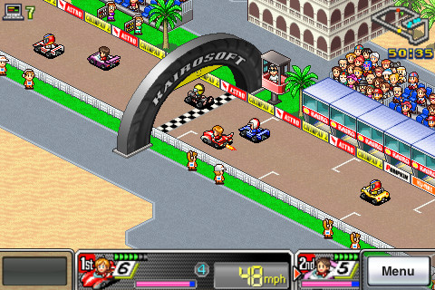 Grand Prix Story iPhone iPod touch