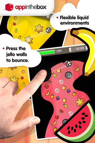 GU DI Bouncy Bug iPhone iPod touch