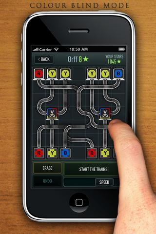 GU DI Trainyard iPhone iPod touch