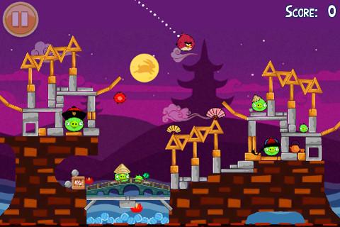 Angry Birds Seasons China header