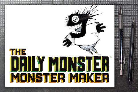 Daily Monster Maker