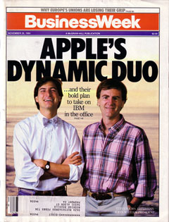 steve jobs john sculley