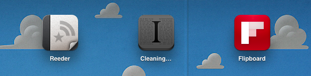 Instapaper cleaning cache