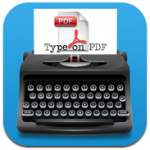 Type on PDF iPad iPhone iPod touch