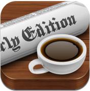 The Early Edition 2 iPad header