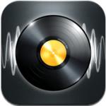 Djay iPad app mixen mengtafels