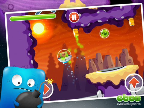 Eboo iPad game screenshot