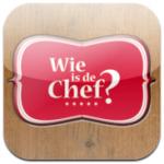Wie is de Chef en Topchef voor de iPad