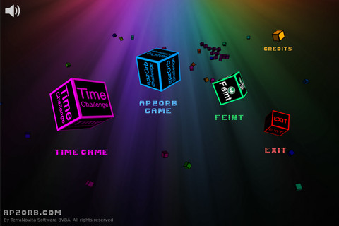 ApzOrb HD iPad iPhone game