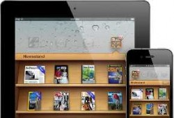 iOS Newsstand (Kiosk)
