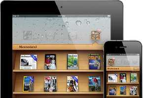 iOS Newsstand