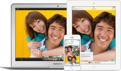 iCloud iPhone Mac iPad iOS 7