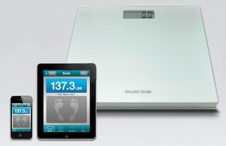 iHealth scale
