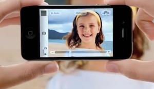 reclame iphone 4s apple