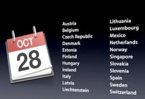 22 landen iphone 4s
