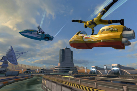 GU DO Riptide GP iPhone iPod touch