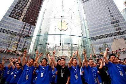 Apple medewerkers