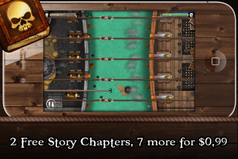 GU DI Pirates Life 2 The Lost Chapters Nederlandse iPhone game
