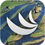 De Bovenkant van Nederland iPhone iPod touch