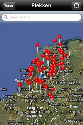 De Bovenkant van Nederland gratis locaties