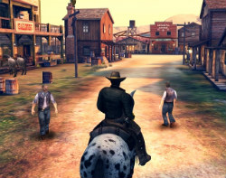 Six Guns Gameloft Red Dead Redemption iPhone iPod touch iPad