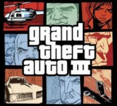 Grand Theft Auto III iPhone iPad