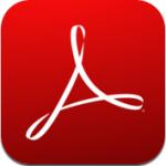 Adobe Reader iPad iPhone PDF lezer