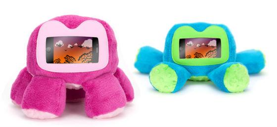 Woogie 2 knuffel voor iPhone iPod touch