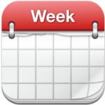Week Calendar iPhone update